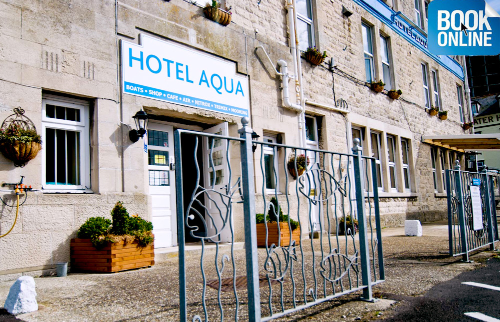 Hotel Aqua The Hotel Aqua Is Situated On The Waterfront On